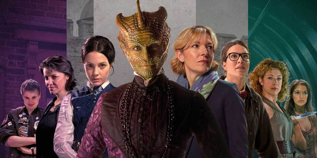 8th of March: Big Finish marking International Women's Day with Doctor Who stars