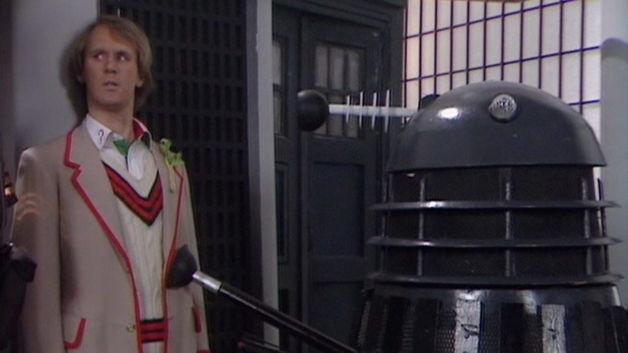 Daleks invade BritBox for Halloween