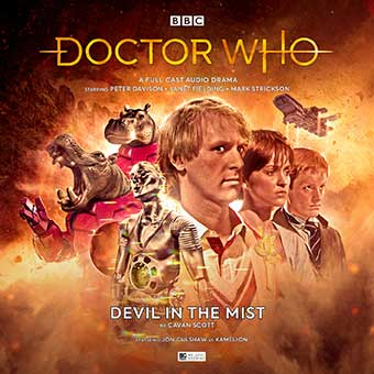 Doctor Who Big Finish Kamelion