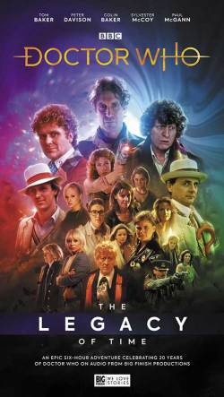 Big Finish Doctor Who The Legacy of Time