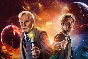 The War Master: The Rage of the Time Lords, coming out in July 2019 from Big Finish Productions