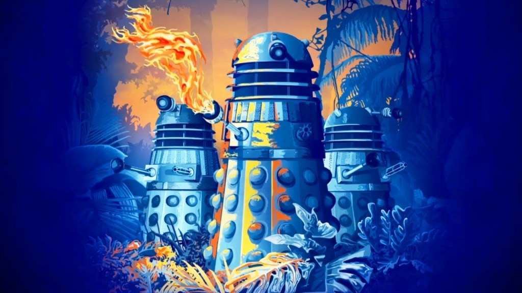 The Daleks' Master Plan, epic lost Doctor Who serial, comes to vinyl