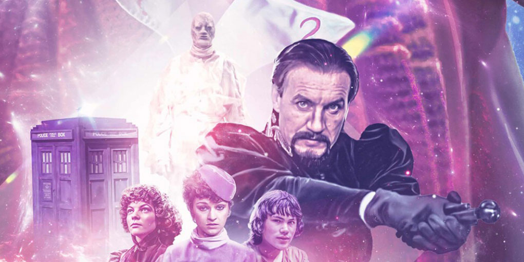 'Logopolis': Tom Baker's Doctor Who farewell comes to the big screen in March