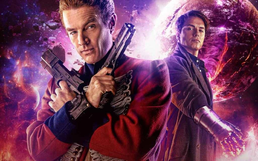 Captain John versus Captain Jack: Time Agents reunite for Torchwood audios