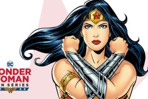 DC Wonder Woman run