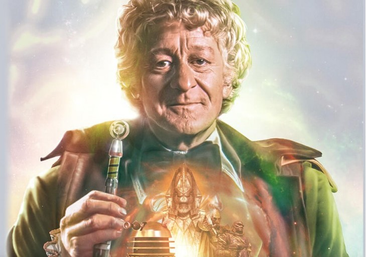 Classic Doctor Who's Season 10 next to come to Blu-ray
