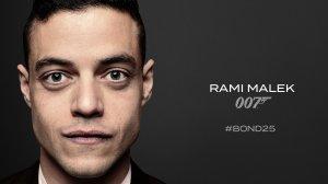 Rami Malek Bond 25