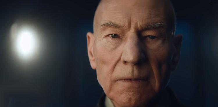 Star Trek: Picard teaser