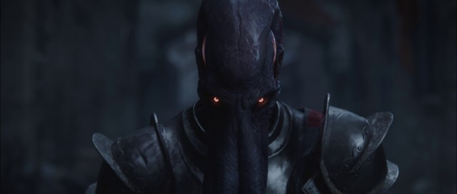 Watch a Mind Flayer be born in Baldur's Gate III trailer