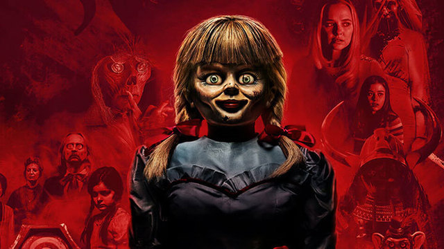 You can meet the 'Annabelle' doll in Phoenix