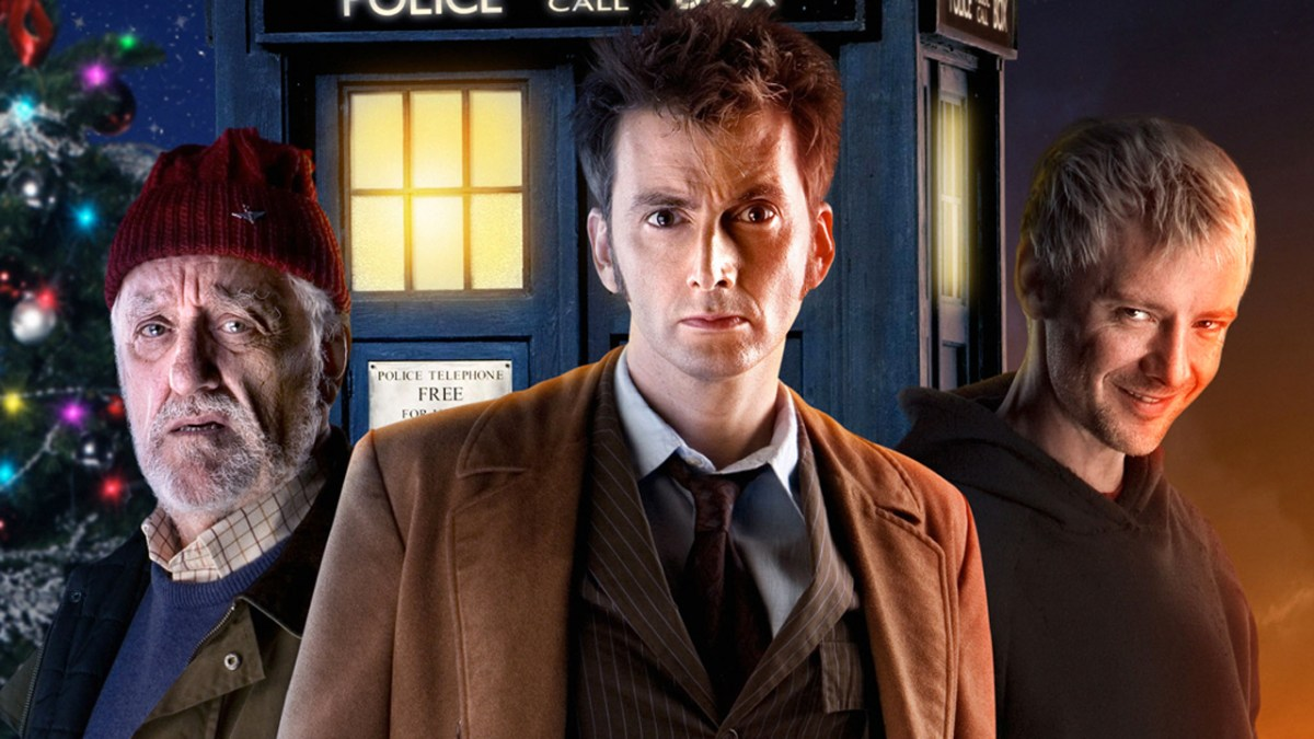 David Tennant's last Doctor Who adventure coming to theaters