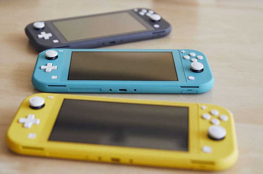 $200 Nintendo Switch Lite announced