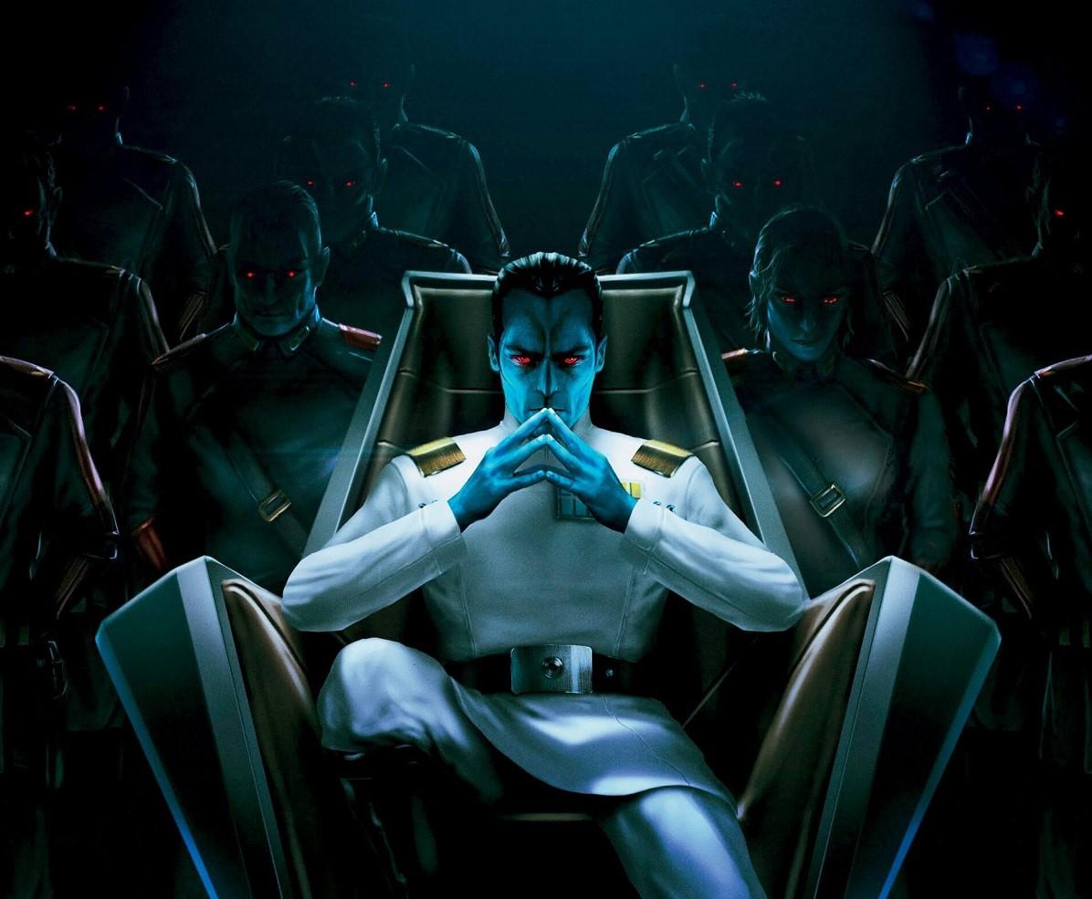 Star Wars Thrawn: Treason