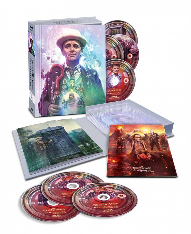 Doctor Who The Collection Season 26