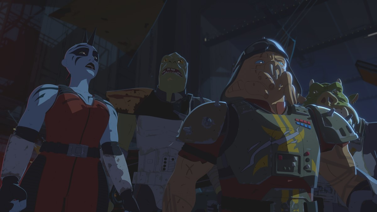 Star Wars Resistance - The Engineer
