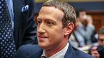 A contrite Mark Zuckerberg acknowledged problems at Facebook that he said the company is trying to fix, but he also warned lawmakers against overregulation that could stifle innovation at the company. (Photo by Amy-Xiaoshi DePaola/Cronkite News)