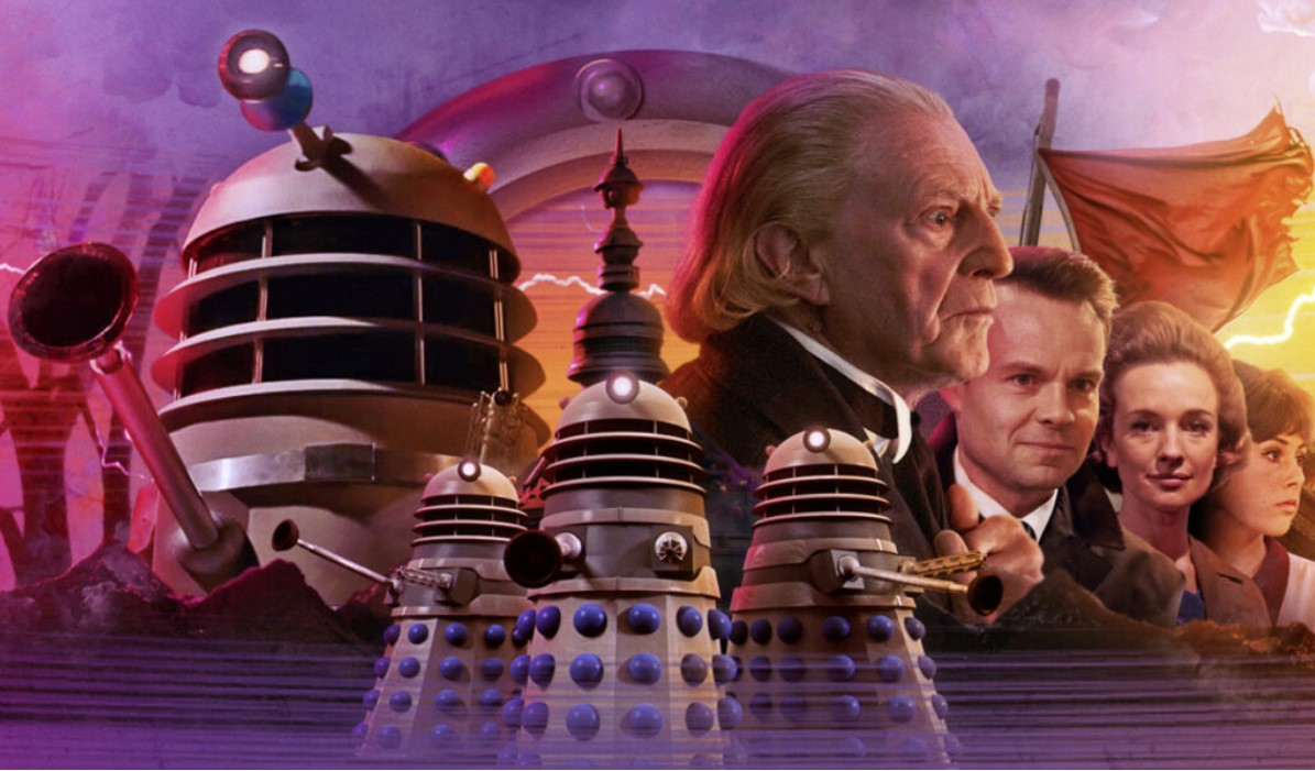 David Bradley's First Doctor returns to Skaro in new Doctor Who audio production