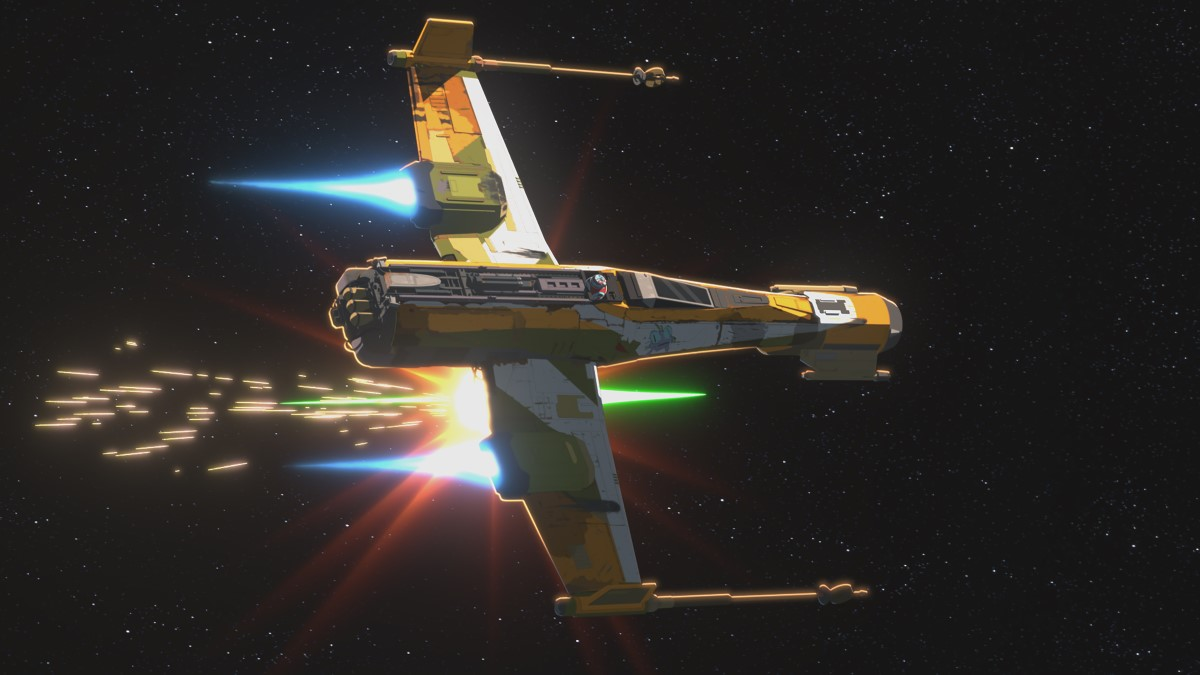 Star Wars Resistance - Rendezvous Point