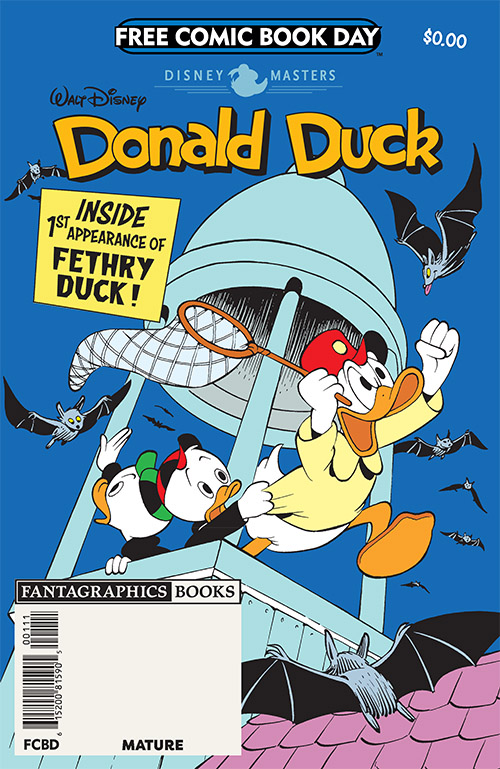 DISNEY MASTERS: DONALD DUCK