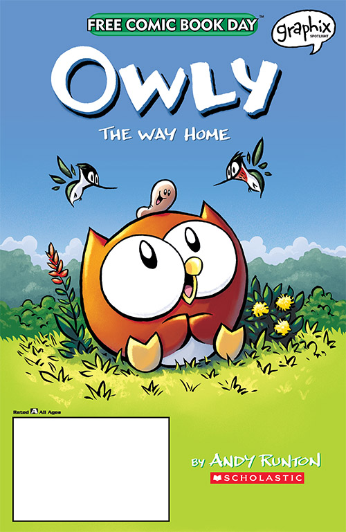 OWLY: THE WAY HOME