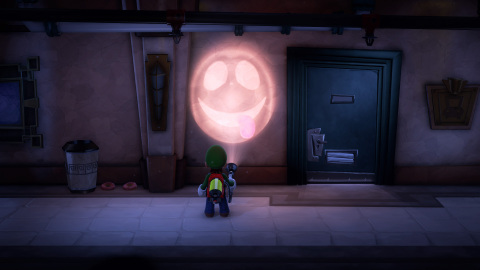 Luigi's Mansion 3 DLC Polterpup flashlight