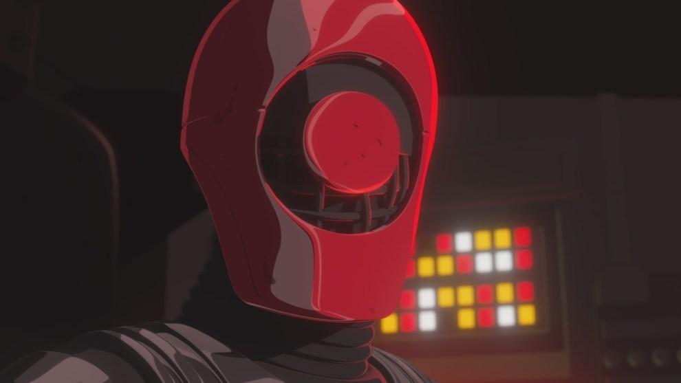Star Wars Resistance - Guavian Death Gang on Star Wars Resistance