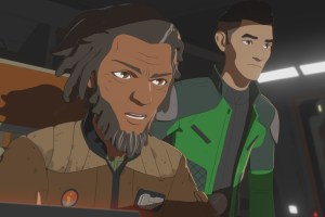 Star Wars Resistance - The Missing Agent