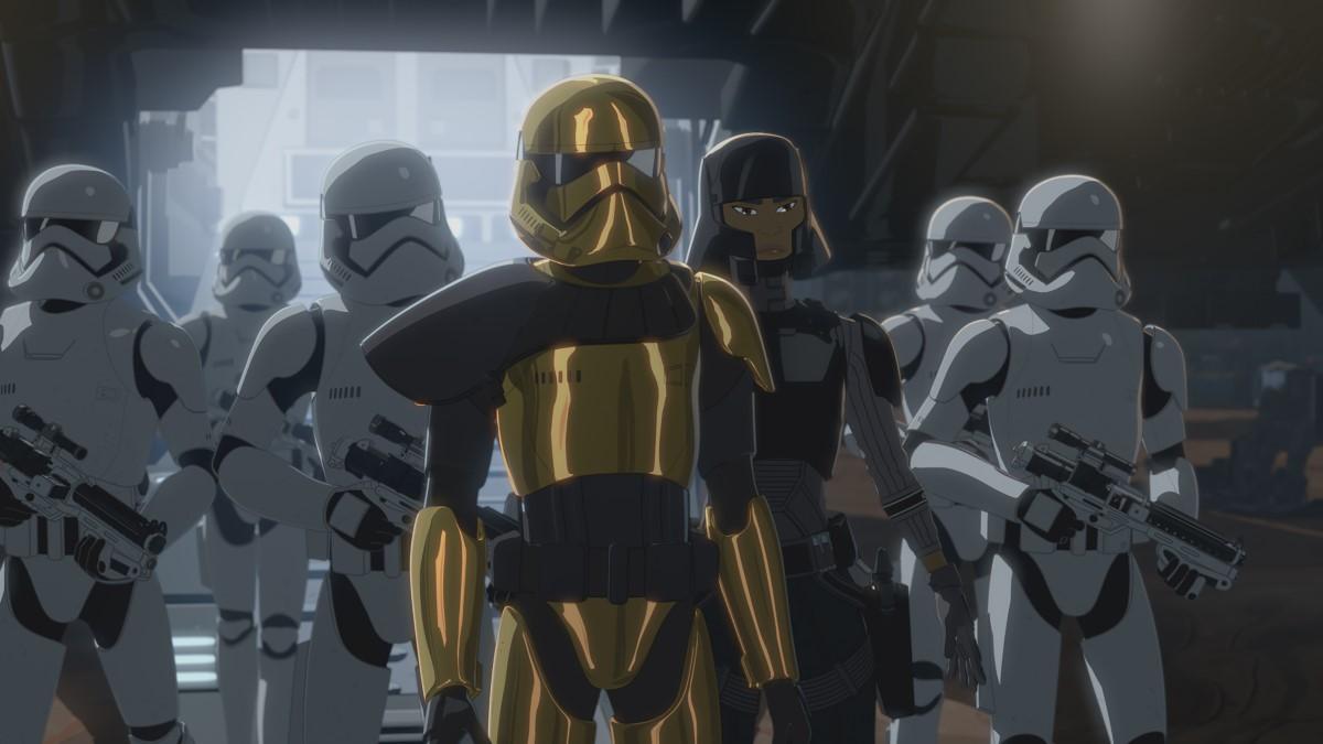 Star Wars Resistance - Breakout