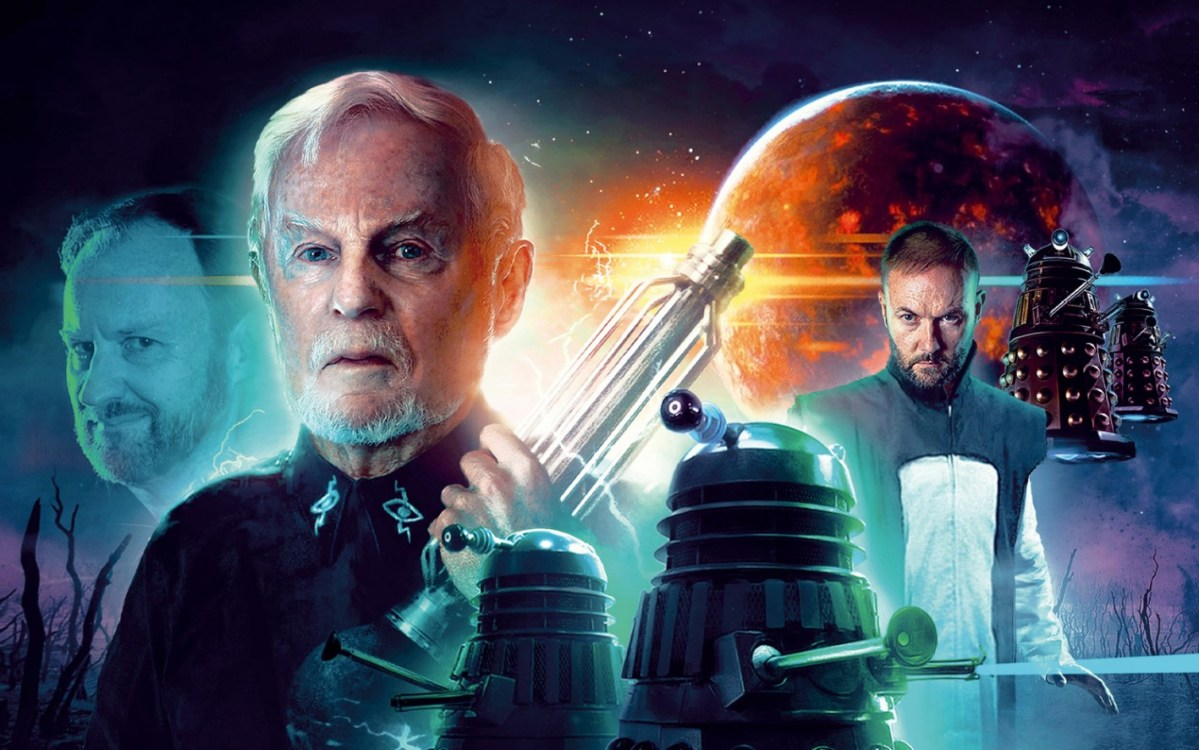 More Master madness as Derek Jacobi meddles in the 'Genesis' of the Daleks for Big Finish audio drama
