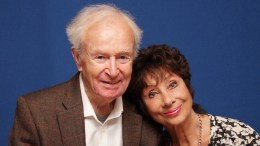 William Russell and Carole Ann Ford