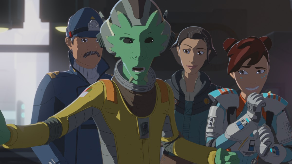 Star Wars Resistance final season coming to Disney+ on Feb. 25