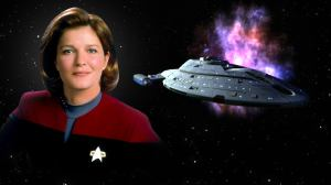 Captain Kathryn Janeway, USS Voyager