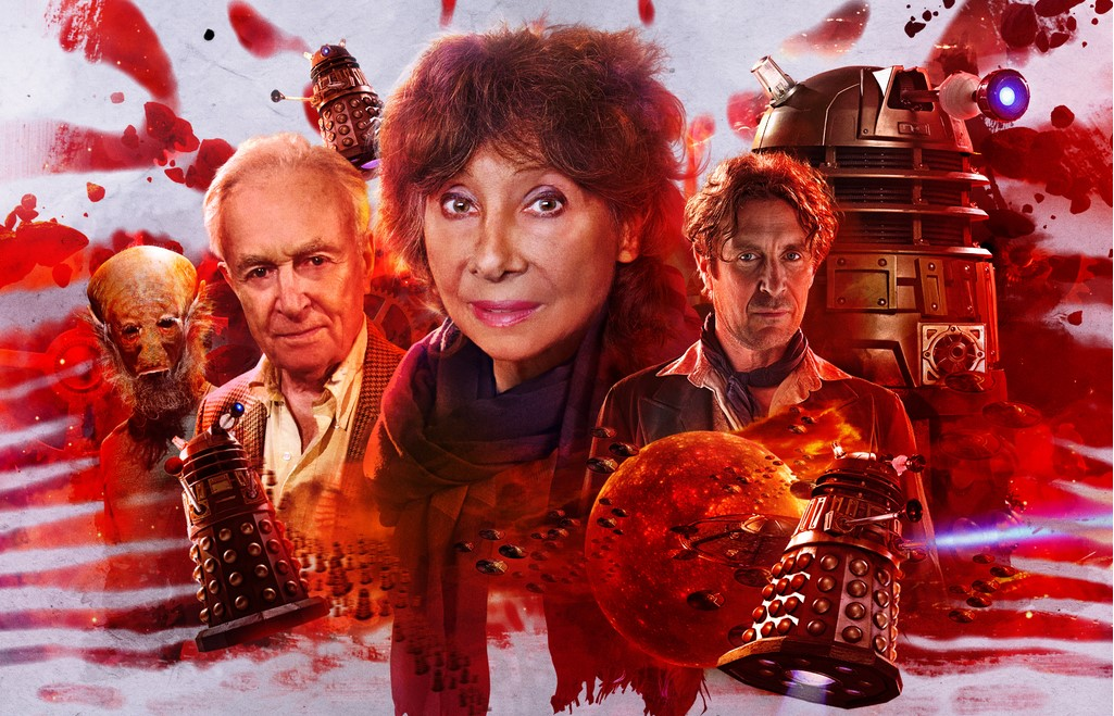 Doctor Who's first companion goes to war in audio series