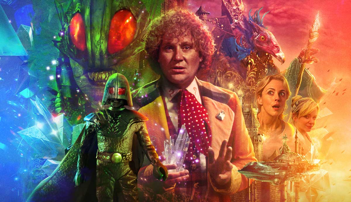 Big Finish restructuring Doctor Who audio adventures for 2022