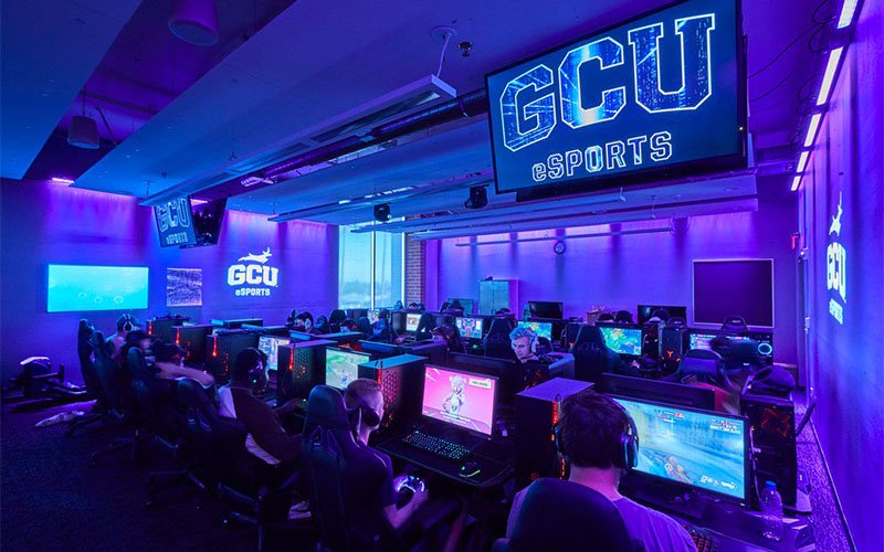 While collegiate esports are on the rise, sports games are being left behind