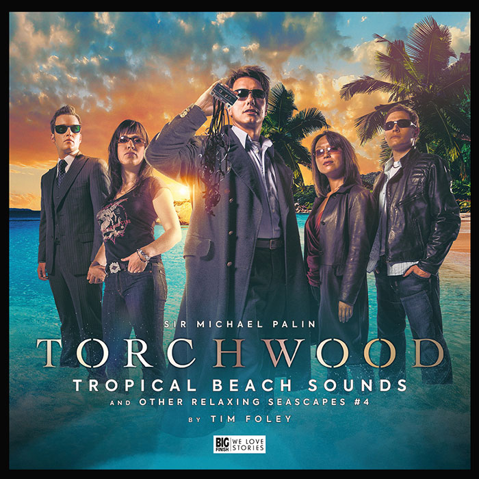 Torchwood: Tropical Beach Sounds and Other Relaxing Seascapes #4