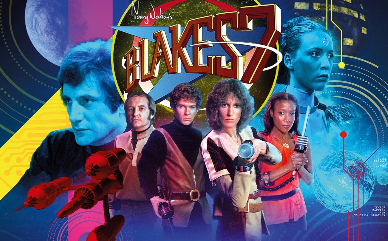 Blake's 7 audio spinoff ends with Paul Darrow's final bow