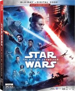 The Rise of Skywalker Blu-ray Digital