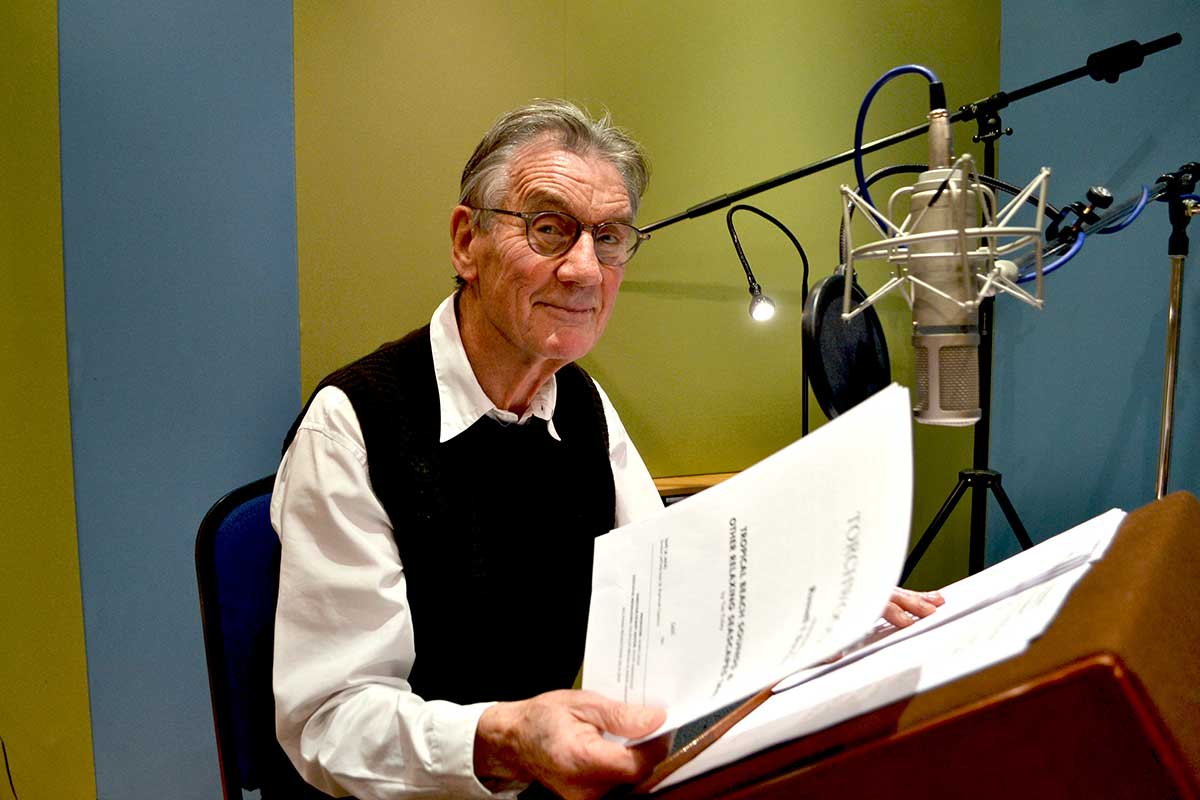 Sir Michael Palin (Big Finish Productions)