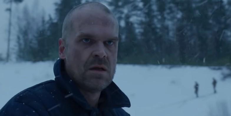 Netflix teases Hopper's Russian return in Stranger Things Season 4