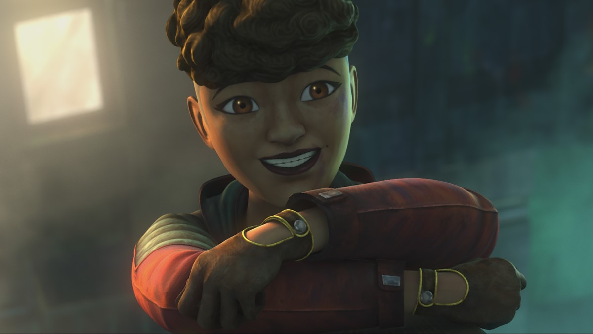 """""""Star Wars: The Clone Wars"""" Episode 705 """"Gone With a Trace"""""""