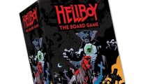Hellboy in Mexico board game