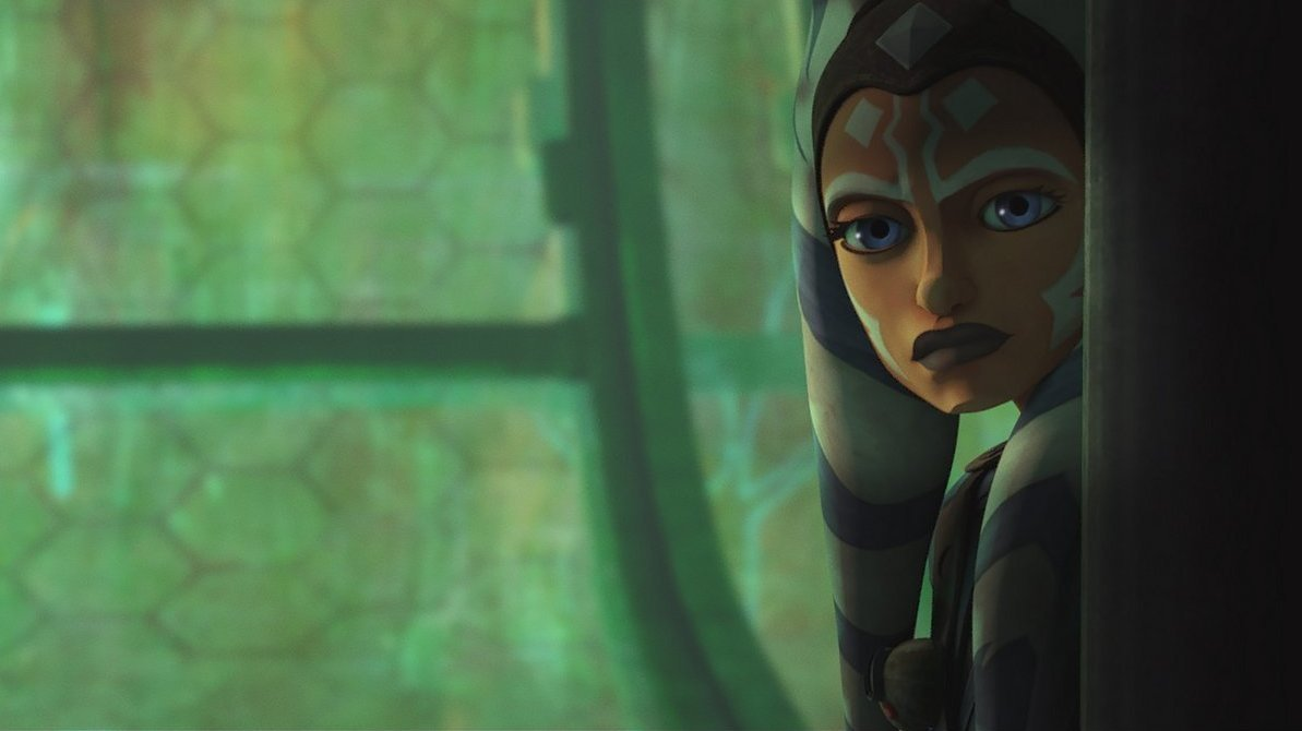 Ahsoka discovers the identity of the mastermind behind the Pyke spice operation in STAR WARS: THE CLONE WARS, exclusively on Disney+.