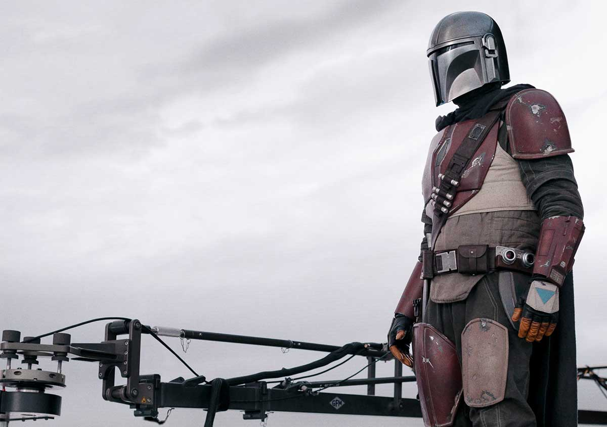 Watch the trailer for 'Disney Gallery: The Mandalorian'