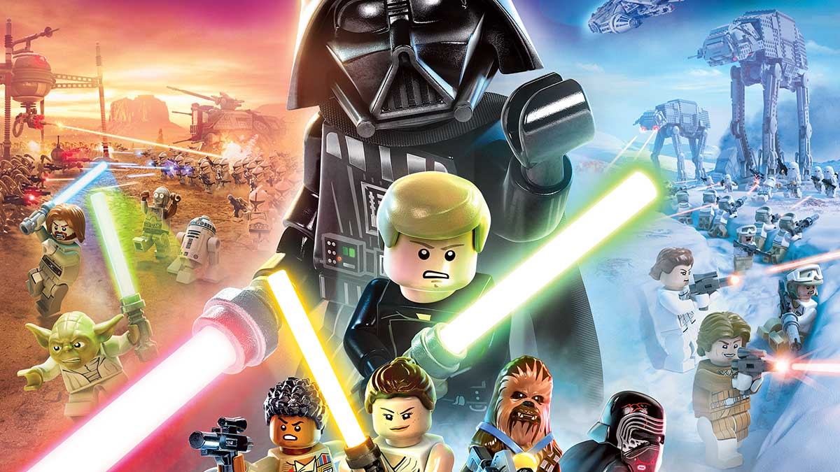 New Star Wars LEGO sets will interact with Skywalker Saga video game