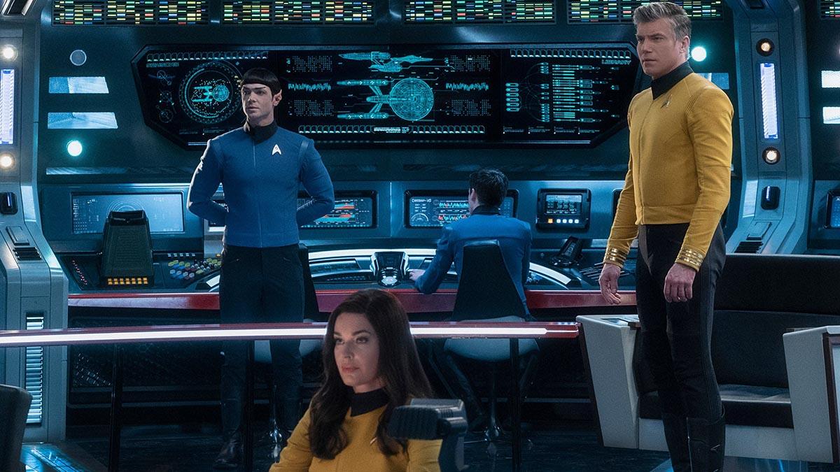 Meet the cast of Star Trek: Strange New Worlds
