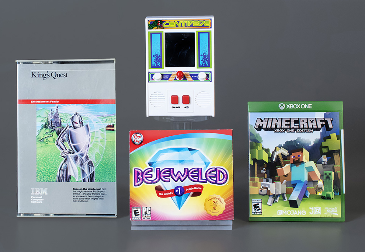 World Video Game Hall of Fame 2020