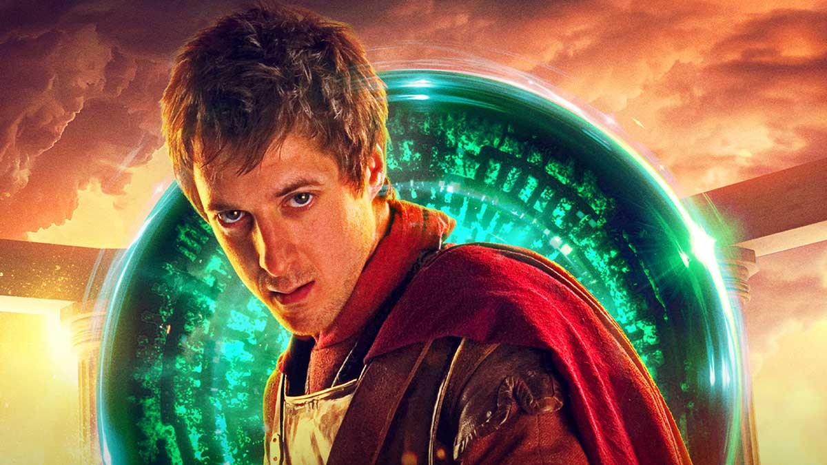 Rory the Roman returns in Arthur Darvill's 'Lone Centurion' Doctor Who audio spinoff