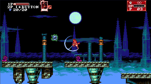 Bloodstained: Curse of the Moon 2 is 'Zangetsu Mode' at its finest