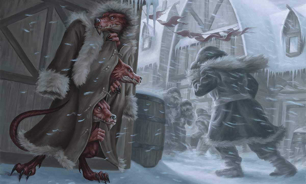 Chilling charm: Creative creatures are snow joke in Icewind Dale adventure